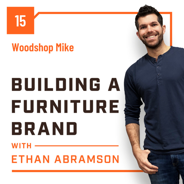 Multi Income Woodworking with Woodshop Mike artwork