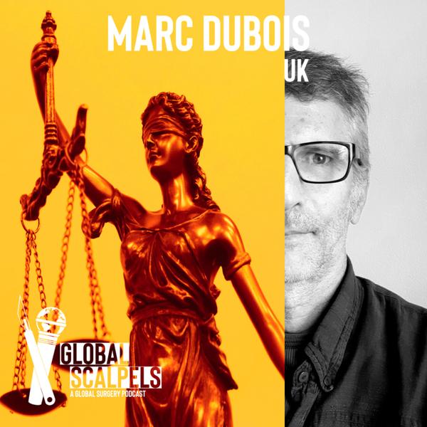 Ep 18: Marc DuBois artwork