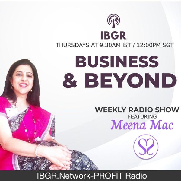Business & Beyond with Meena Mac artwork