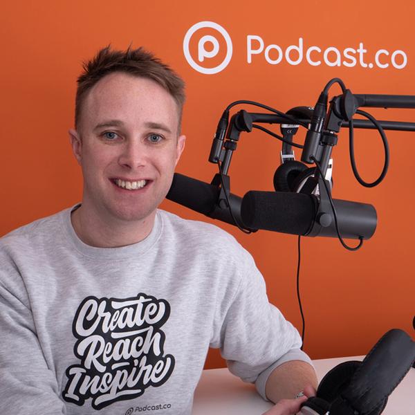 WOWpod 18 - James Mulvany - radio.co & podcast.co