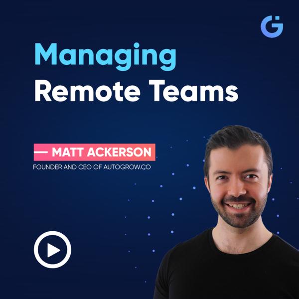 Managing Remote Teams artwork