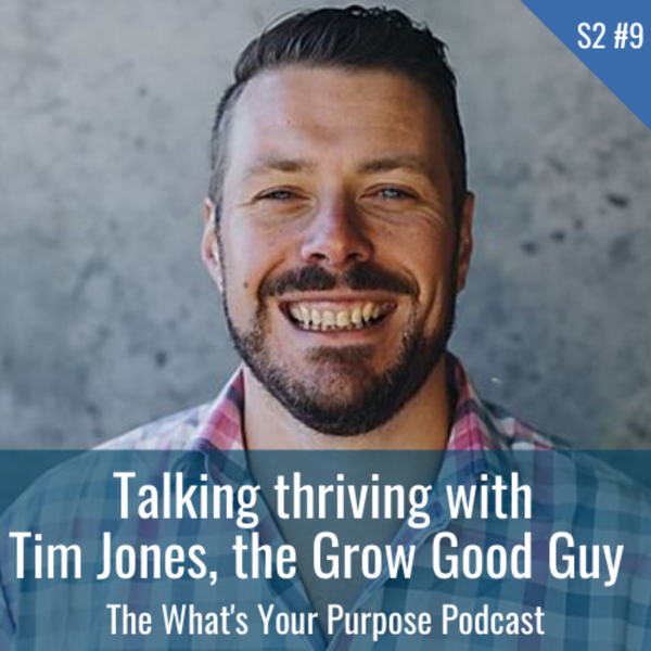 Tim Jones and Thriving