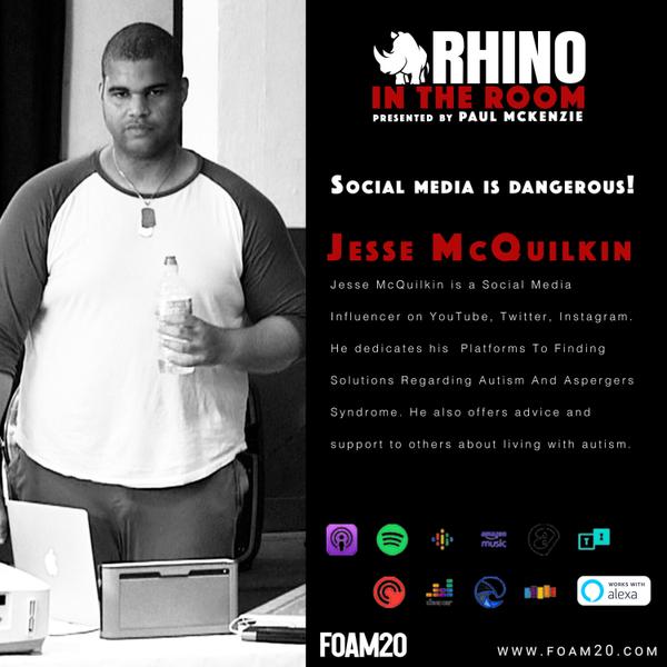 The Real Dangers Of Social Media - Jesse McQuilkin artwork
