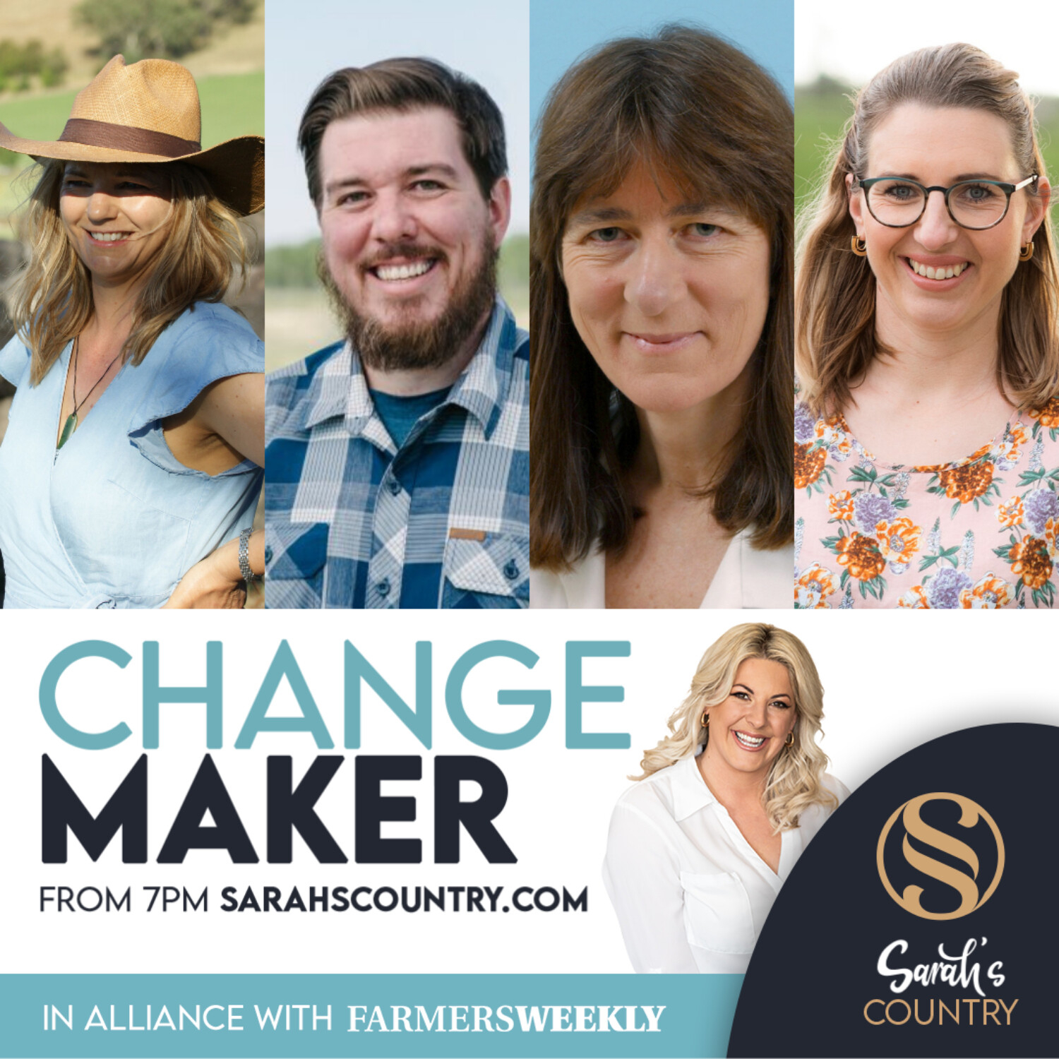 CHANGE MAKER | 17 March 2021
