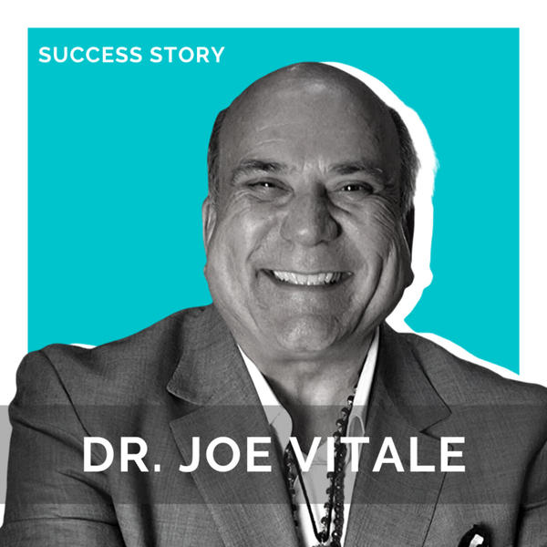 Dr. Joe Vitale, Author of 80+ Books   The Law of Attraction & Science of Manifestation   SSP Interview artwork