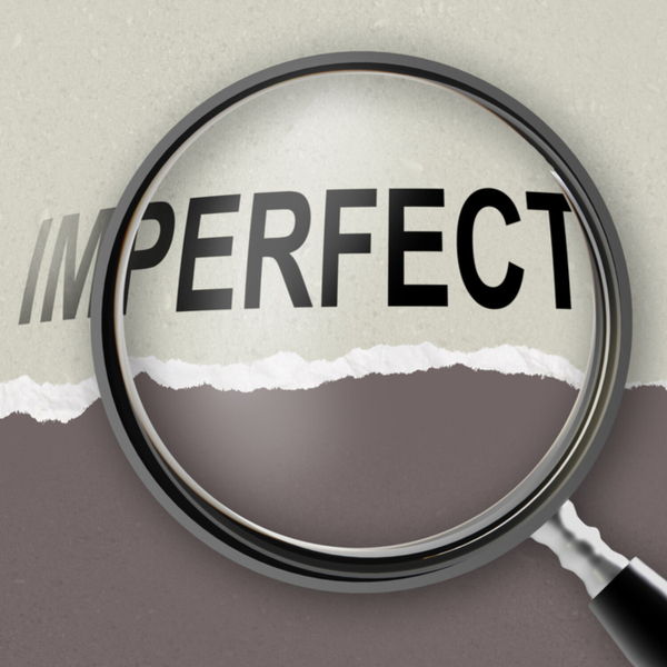 Top Five Benefits to Embracing Imperfection artwork