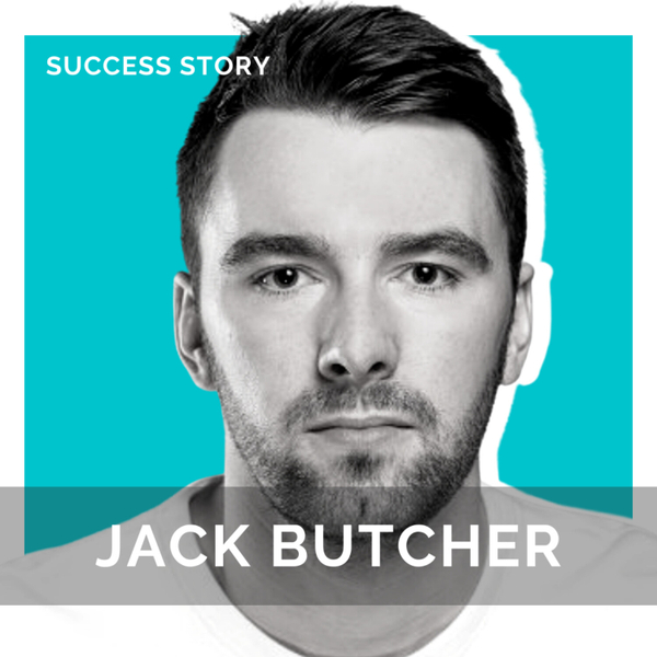 Jack Butcher, Founder of Visualize Value | How to Build a $1m+/Year Course in 1.5 Years artwork