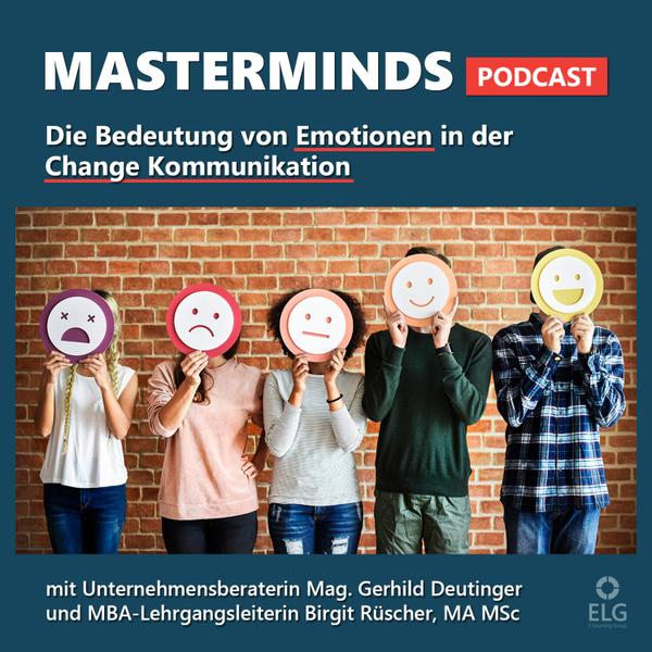#26 Die Bedeutung von Emotionen in der Change Kommunikation artwork
