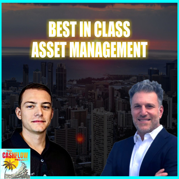 Best in Class Asset Management with Gary Lipsky artwork