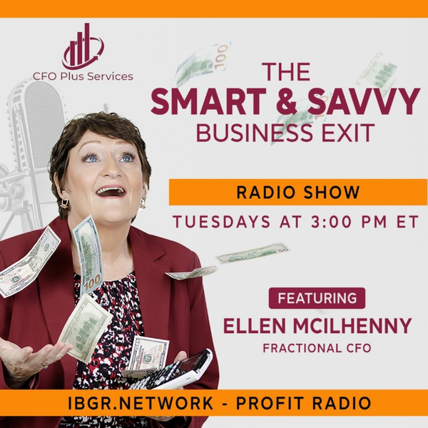 The Smart and Savvy Business Exit with Ellen McIlhenny artwork
