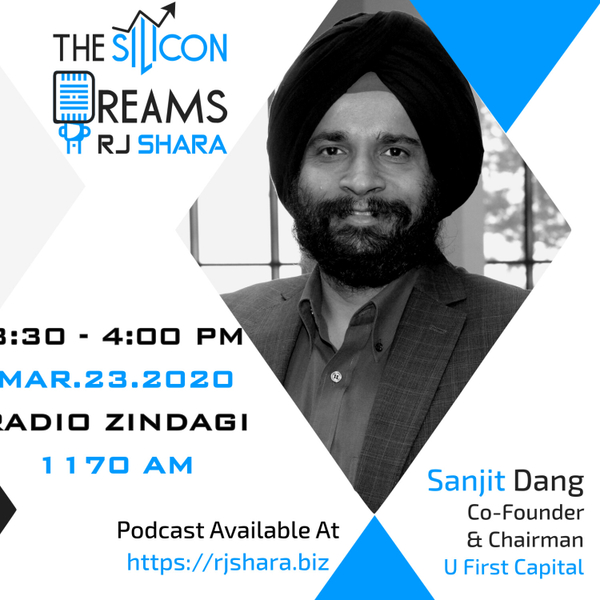 Venture Capital as a Service with Dr. Sanjit Dang