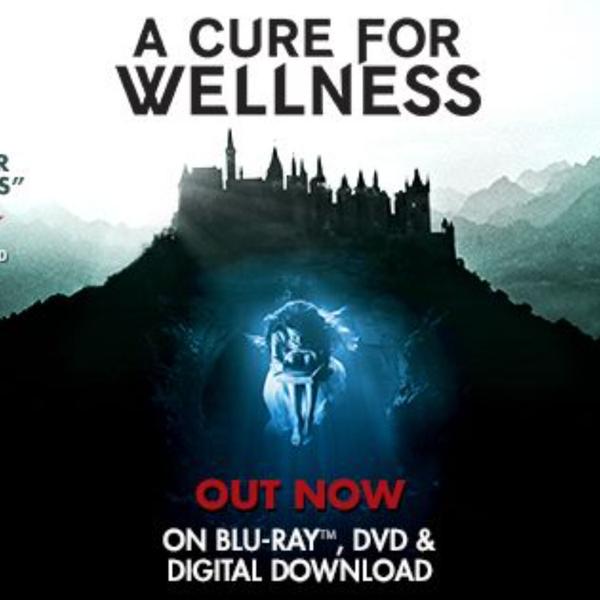 Gore Verbinski & A CURE FOR WELLNESS (2017) artwork
