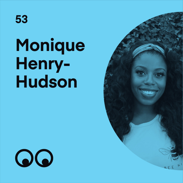 Monique Henry-Hudson on the magic of working in animation and the power of connections artwork