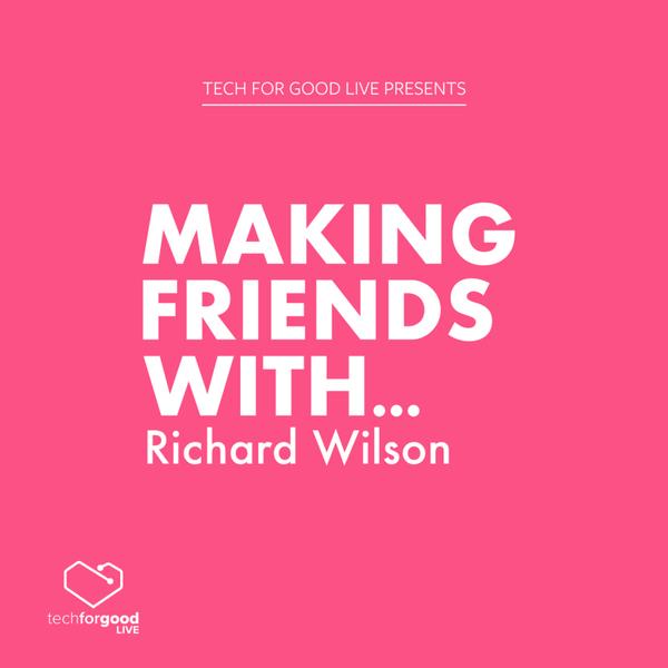 Making Friends With… Richard Wilson artwork