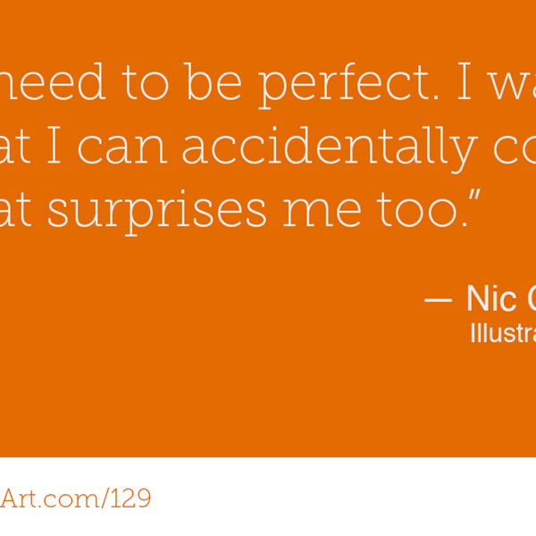 129 - Illustrating, Hip-hop and professional wrestling with Nic Gregory