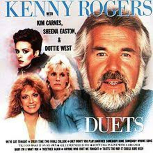 The Music of KENNY ROGERS - His Duets - (5-6-19)