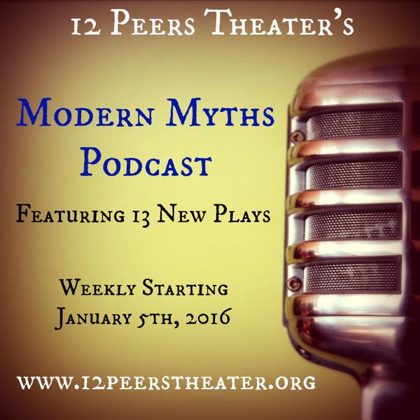 Modern Myths Podcast artwork