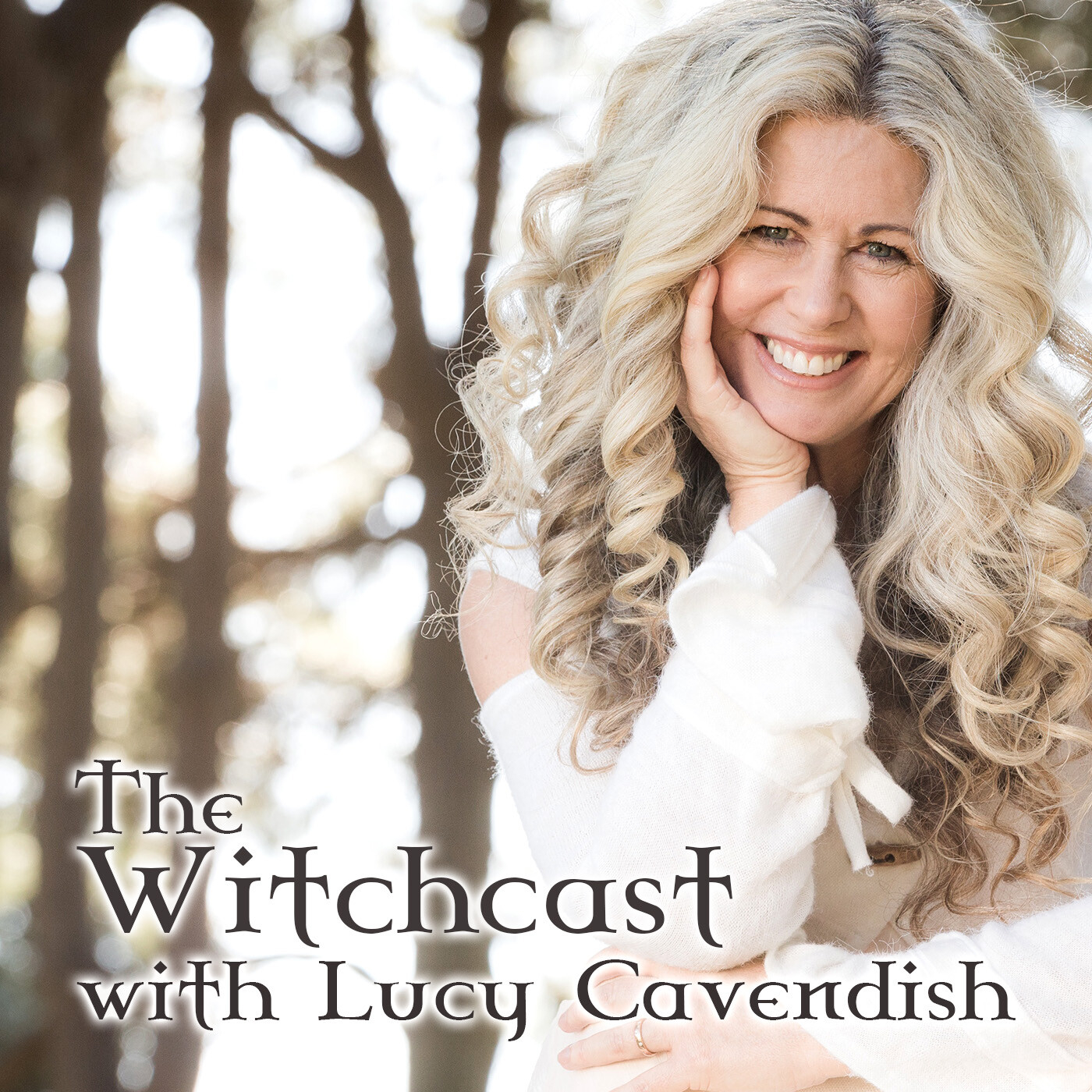 The Witchcast Presented By Lucy Cavendish podcast show image
