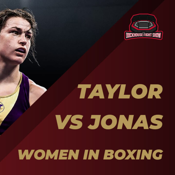 TAYLOR vs JONAS - Women In Boxing artwork