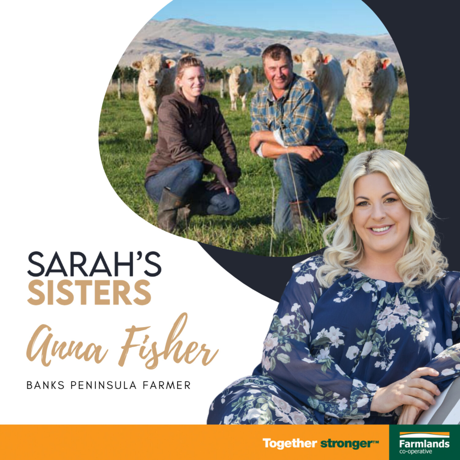 Navigating the rate of change coming at NZ farming I Anna Fisher
