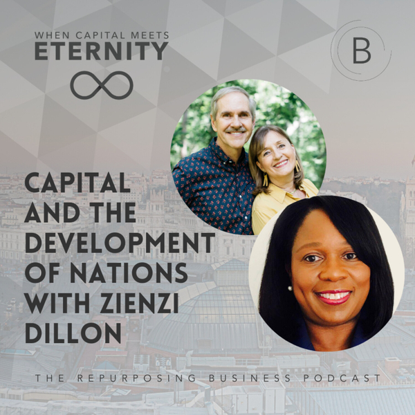 Capital and the Development of Nations with Zienzi Dillon artwork