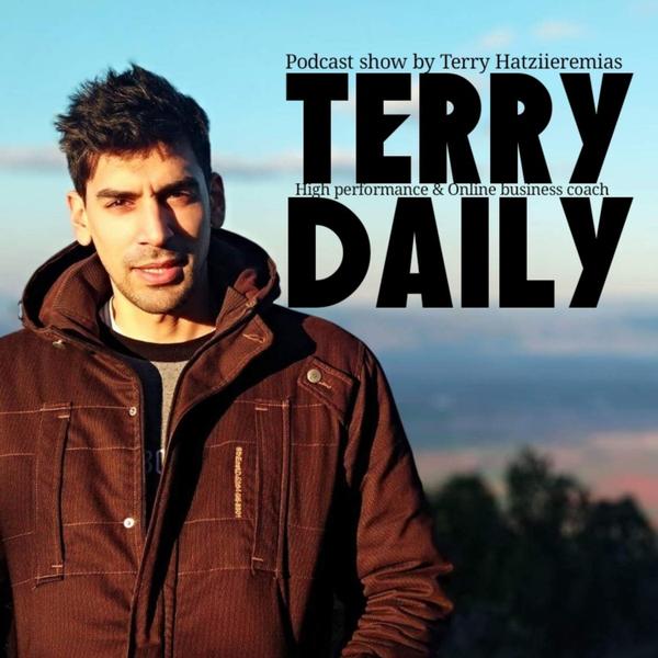Terry Daily - Terry Hatziieremias artwork