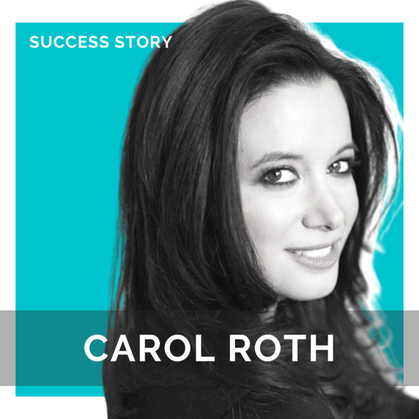 Carol Roth, 2x Best Selling Author, Business Advocate & Board Member   The War On Small Business artwork