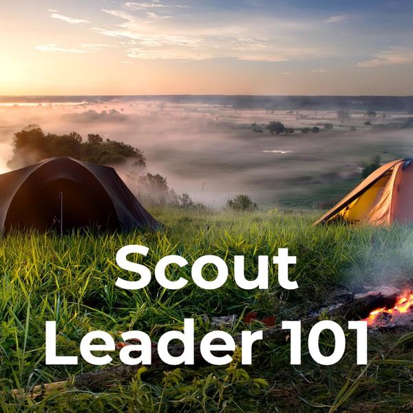 Scout Leader 101 artwork