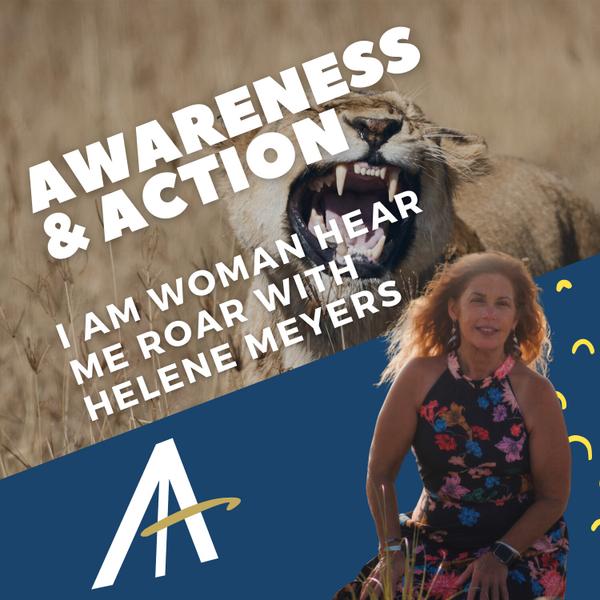 Helene I Am Woman, Hear Me Roar artwork