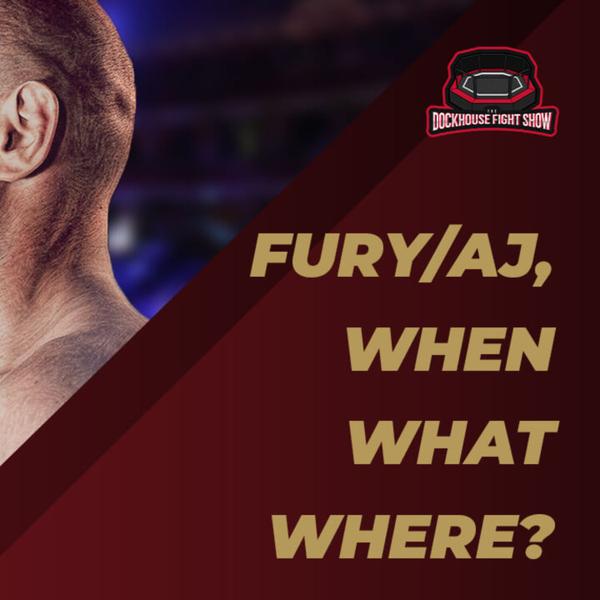 Fury/AJ, When, What, Where? artwork