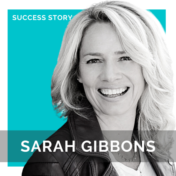 Sarah Gibbons, Success Coach to Execs & Entrepreneurs | Find Fulfillment and Meaning in Your Career artwork