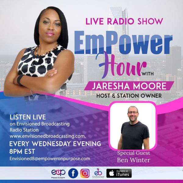 Empower Improv for Your Life artwork