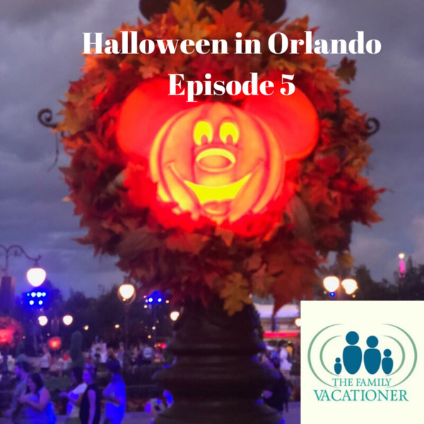 Halloween in Orlando artwork