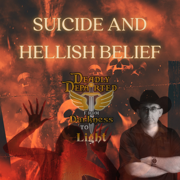 Suicide and The Fires Of Hellish Belief artwork