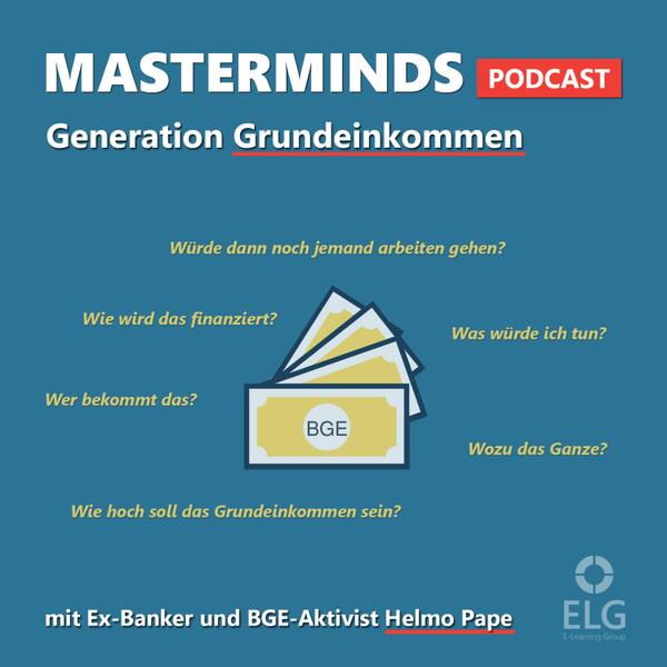 #21 Generation Grundeinkommen: mit Ex-Banker und BGE-Aktivist Helmo Pape artwork