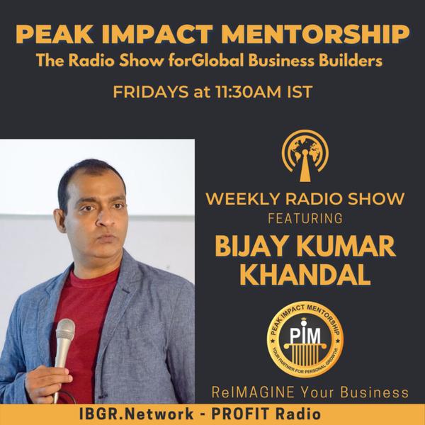 PEAK IMPACT MENTORSHIP Radio Show artwork