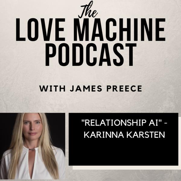 Relationship AI with Karinna Karsten artwork