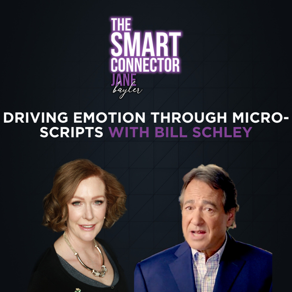 Driving Emotion Through Micro-Scripts With Bill Schley artwork