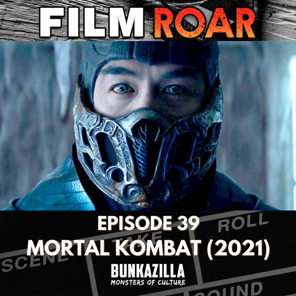 Mortal Kombat (2021) artwork