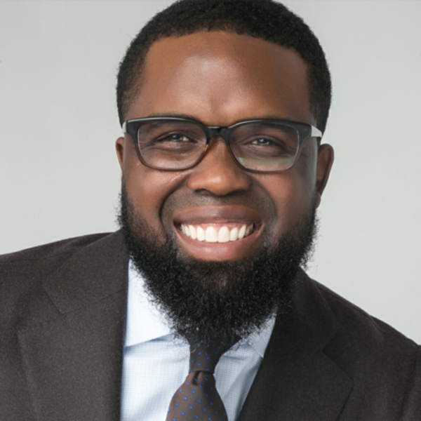 Episode 27: Charlie Dates, Ph.D. - The Disproportionate Impact of COVID-19 on African American Communities