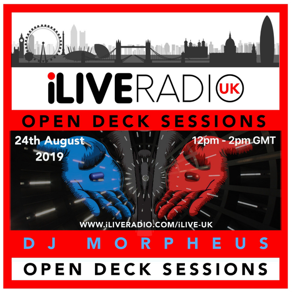 Open Deck Sessions (Soca Mix) by DJ Morpheus - Podcast co