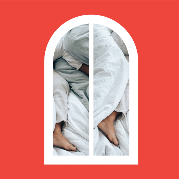 Duvets: Why do Danish couples sleep with separate duvets?  artwork