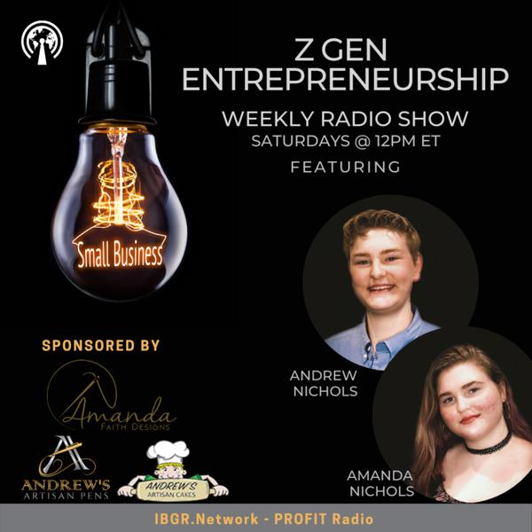Z Gen Entrepreneurship artwork