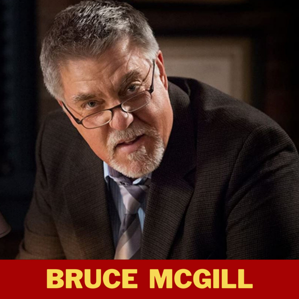Interview with Bruce McGill artwork