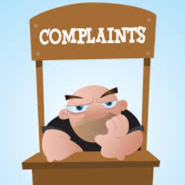 Store Complaints? (10-9-19)