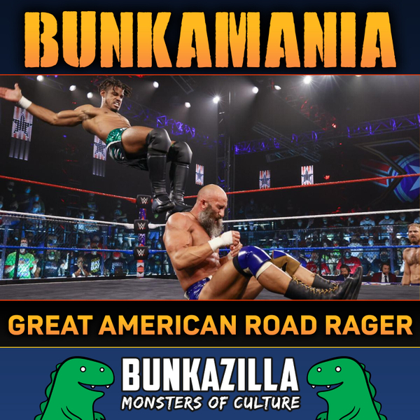 The Great American Road Rager artwork