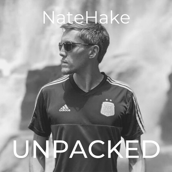 Nate Hake From Travel Lemming - Emerging Destinations & Travel Trends artwork