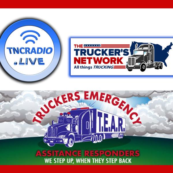 Truckers Network Radio Show - Desiree Wood - Trucker Emergency Assistance Responders artwork