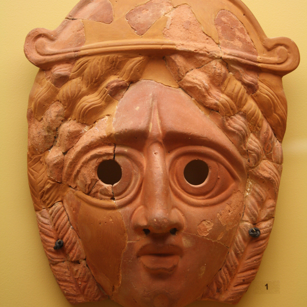 Ancient Greek Theatre artwork