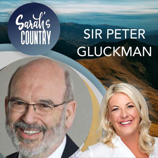 """Future proofing NZ Economy"" with Sir Peter Gluckman, Former New Zealand Chief Science Advisor"